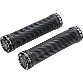 Reverse Nico Vink Signature Series Lock-On Grips Ø30x130mm black